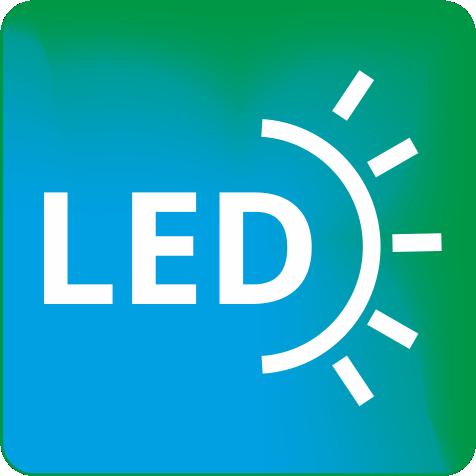 LED 2x1,8 W